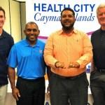 NFL Alumni Partners with Health City Cayman Islands