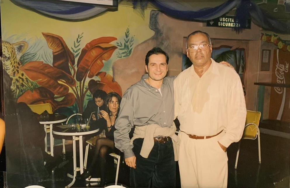 Marco e Papito Yala Yala