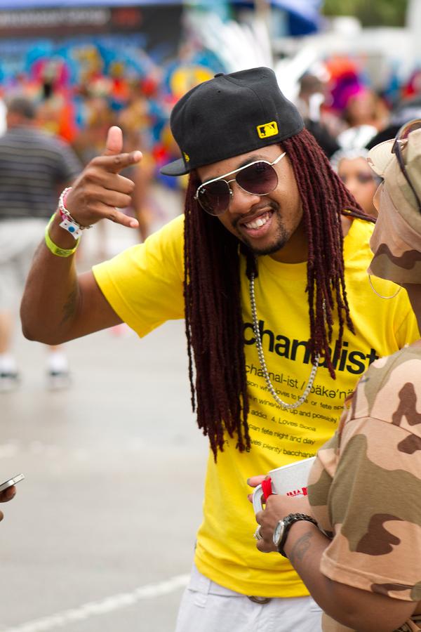 Miami Carnival Review 2013