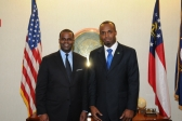 Bahamas Consul Visits Mayor of Atlanta