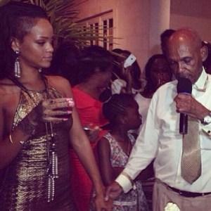 Rihanna-at-her-Grandfathers-Birthday-9