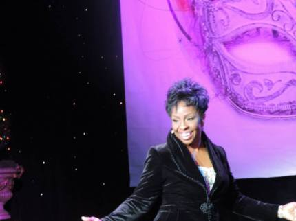 Gladys Knight Perform and UNCF Mayors Mask Ball Atlanta