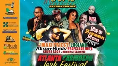 Atlanta Jerk Festival