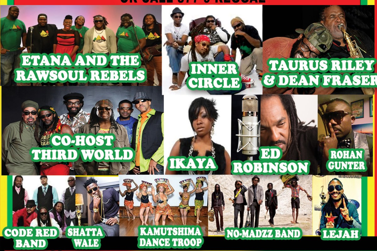 Reggae World Music Awards Returns to South Florida