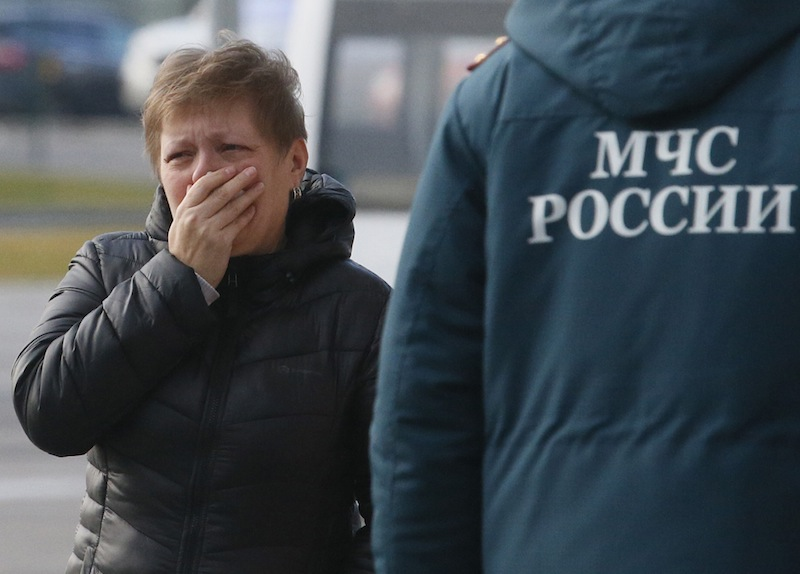 224 Killed in Russian Plane Crash, IS Takes Credit