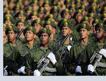 Cuba Increases Military Exercises After Trump Win