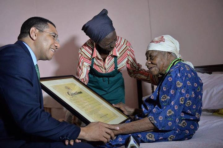 World's Oldest Person from Jamaica Dies at 117