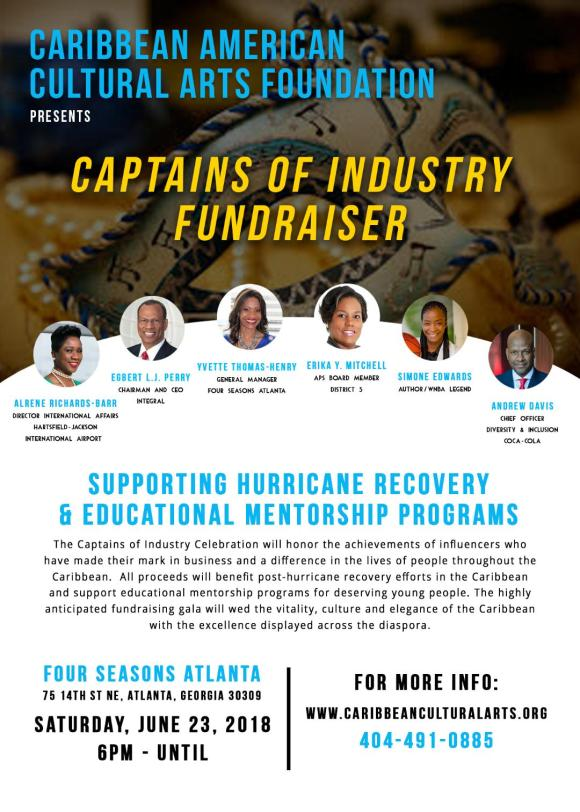 Captains of Industry Fundraiser