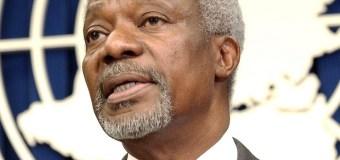 Caribbean Leaders Pays Tribute to Late UN Secretary General Kofi Annan