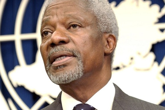 Kofi Anman death