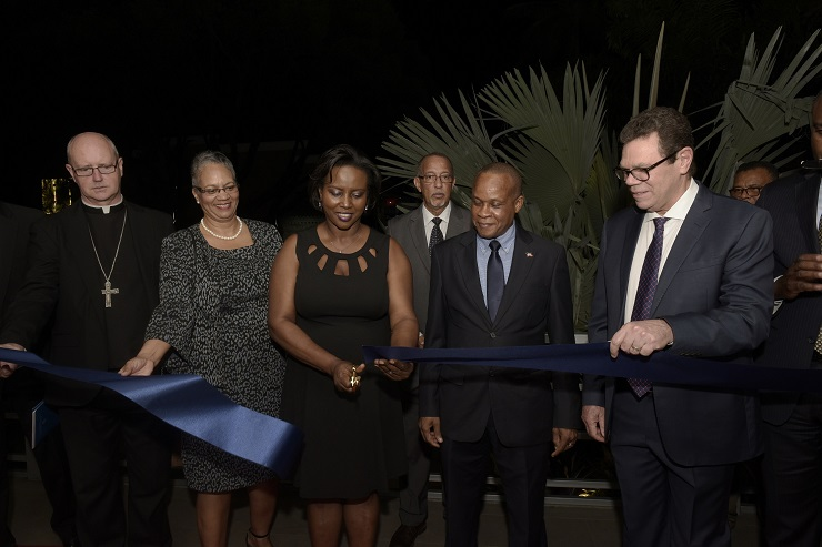 Caribbean Development Bank Opens Office in Haiti