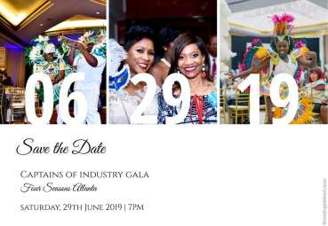 Captains of IUndustry Save the Date