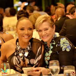 Lynn Whitfield attends Captain of Industry