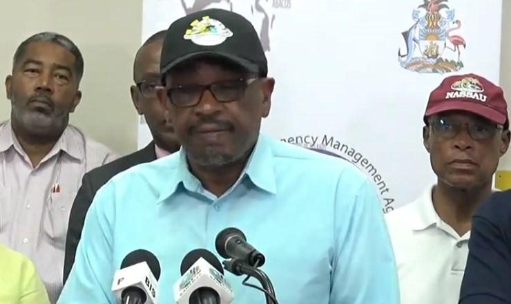 Bahamas Prime Minister