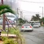 Hurricane Dorian hits Bahamas islands at Category 5