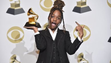 Kofee wins Grammy