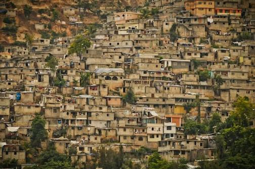 Barbuda City And Antigua Largest