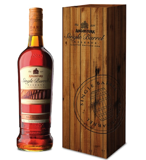 Rum Journal: Trinidad's Angostura Single Barrel Reserve