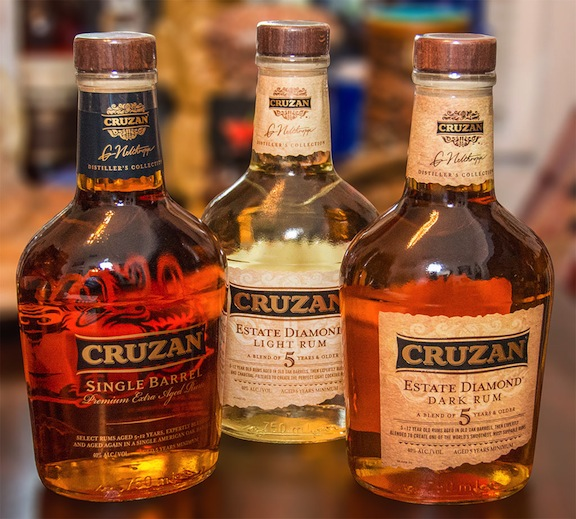 Rum Journal: Cruzan's New Distiller's Collection Rums From ...