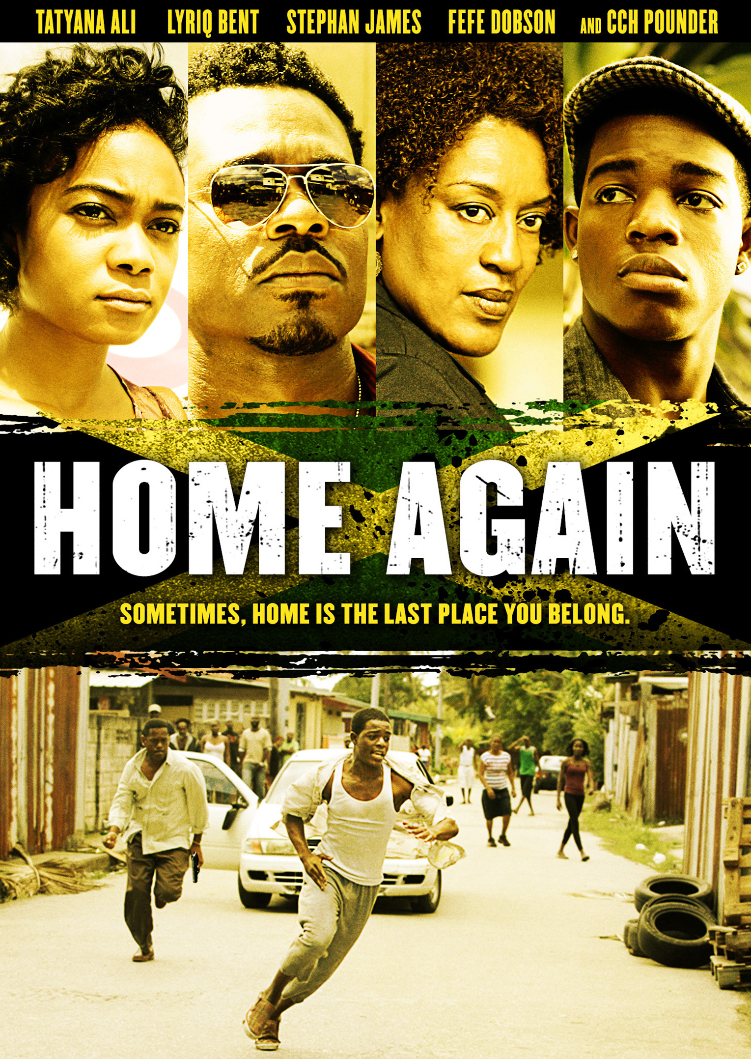 Poster do filme Home Again