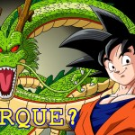 Misterio: ¿Porqué Goku Se Fue Con Shenlong En Dragon Ball GT?
