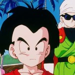 Goku conoce al supremo kaiosama