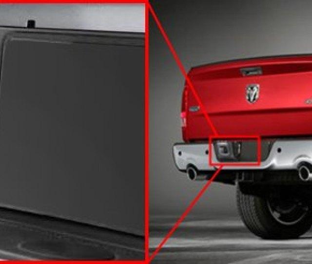 Dodge Ram Trailer Harness Connection