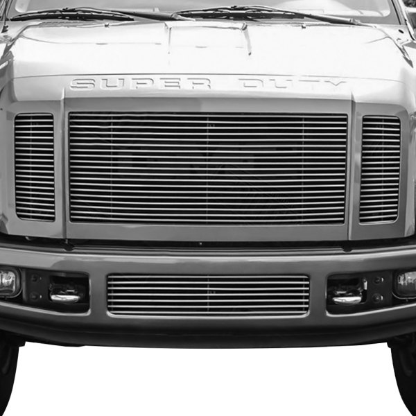 Grills Ford F350 2008 Fuel