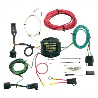 Chevy Express Hitch Wiring