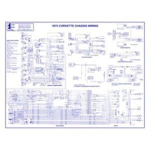 1975 Chevy Corvette Auto Repair Manuals — CARiD