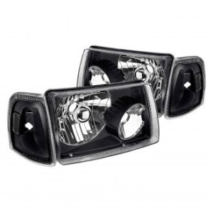 2004 Ford Ranger Factory Replacement Headlights  CARiD