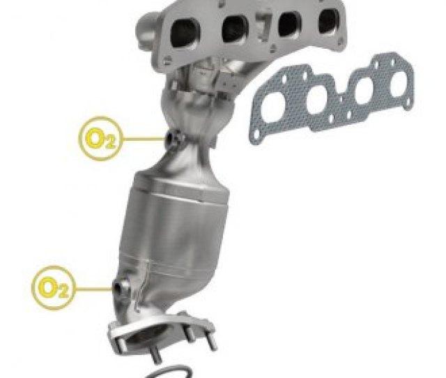 Magnaflow Oem Grade Exhaust Manifold