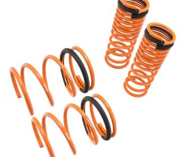 Megan Racing  9 Front And Rear Lowering Coil Springs