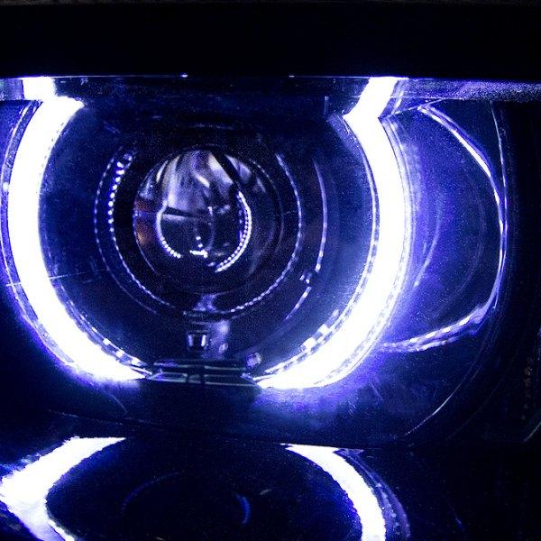 1500 Kit Dodge Halo Ram Oracle Headlights