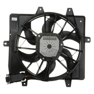 VDO®  Chrysler PT Cruiser 24L 2003 Engine Cooling Fan