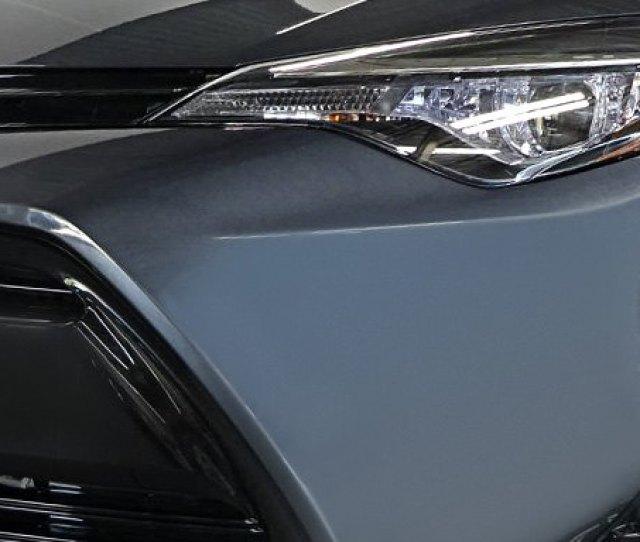 2018 Toyota Corolla Accessories Parts