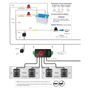 Air Lift Compressor Wiring Diagram   Wiring Library