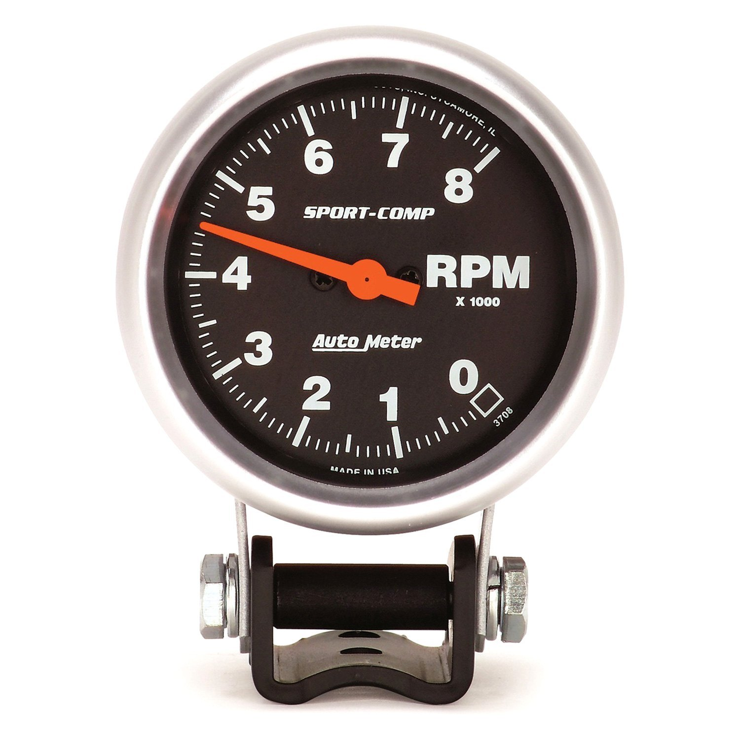 Auto Meter Tach Wiring 2098 Worksheet And Diagram Car Tachometer Sport Comp Rh Homesecurity Press Quick Autogage