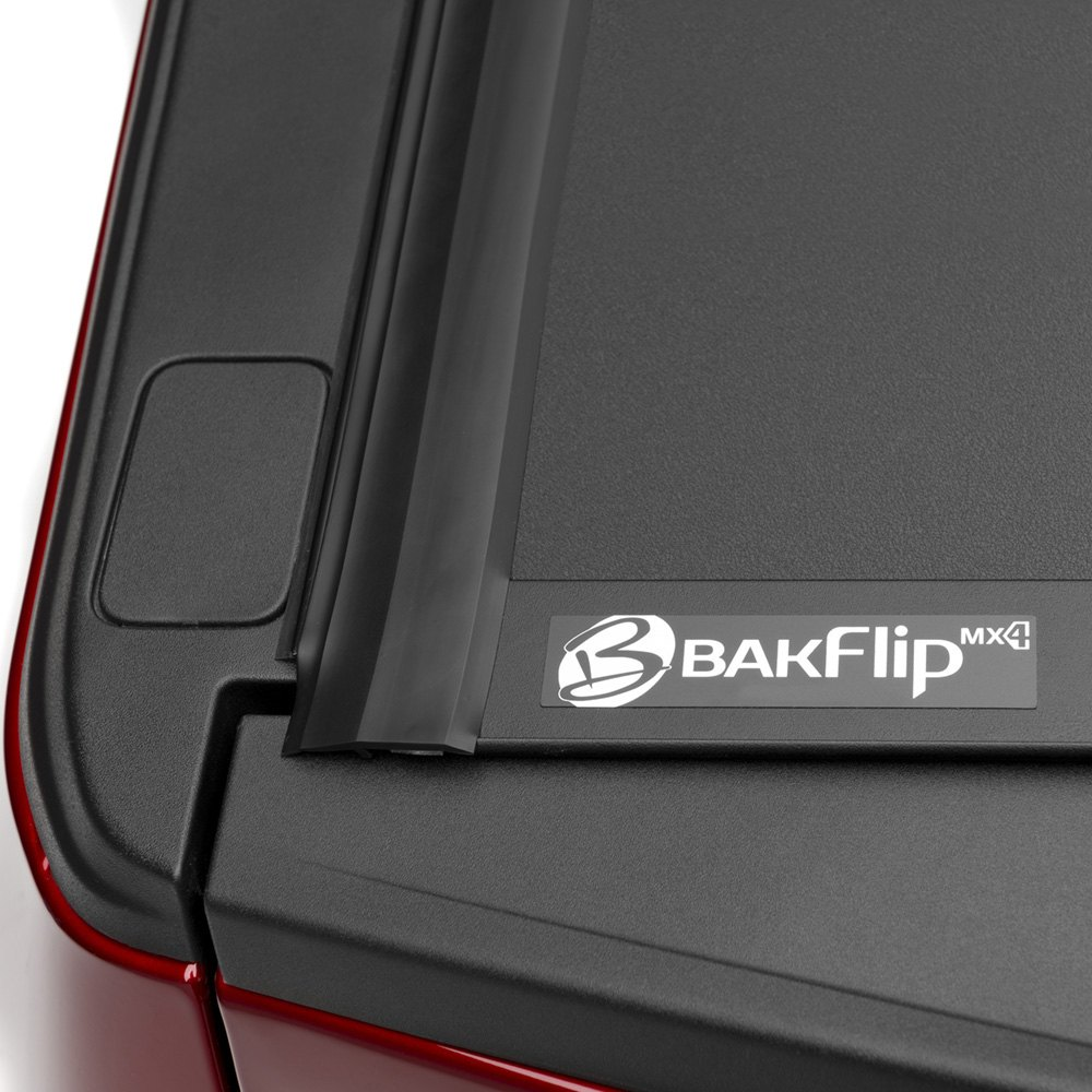 Bak 174 Bakflip Mx4 Premium Folding Tonneau Cover
