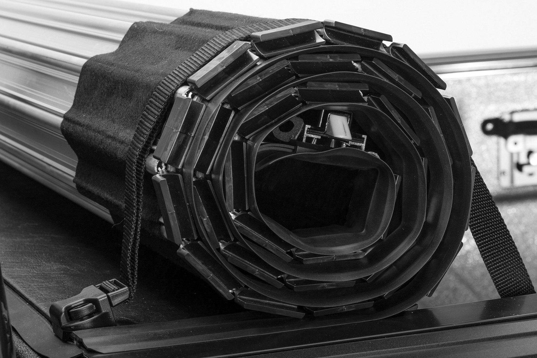 Bak 174 39524 Revolver X2 Hard Rolling Tonneau Cover