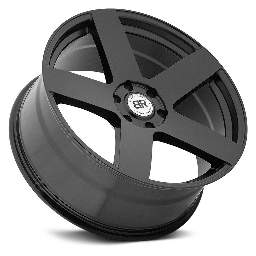 Wheels Black F150 Matte