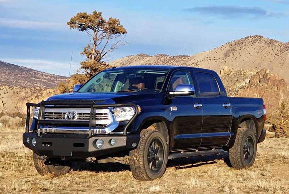 Buckstop Toyota Tundra 2018 Classic I Full Width Front