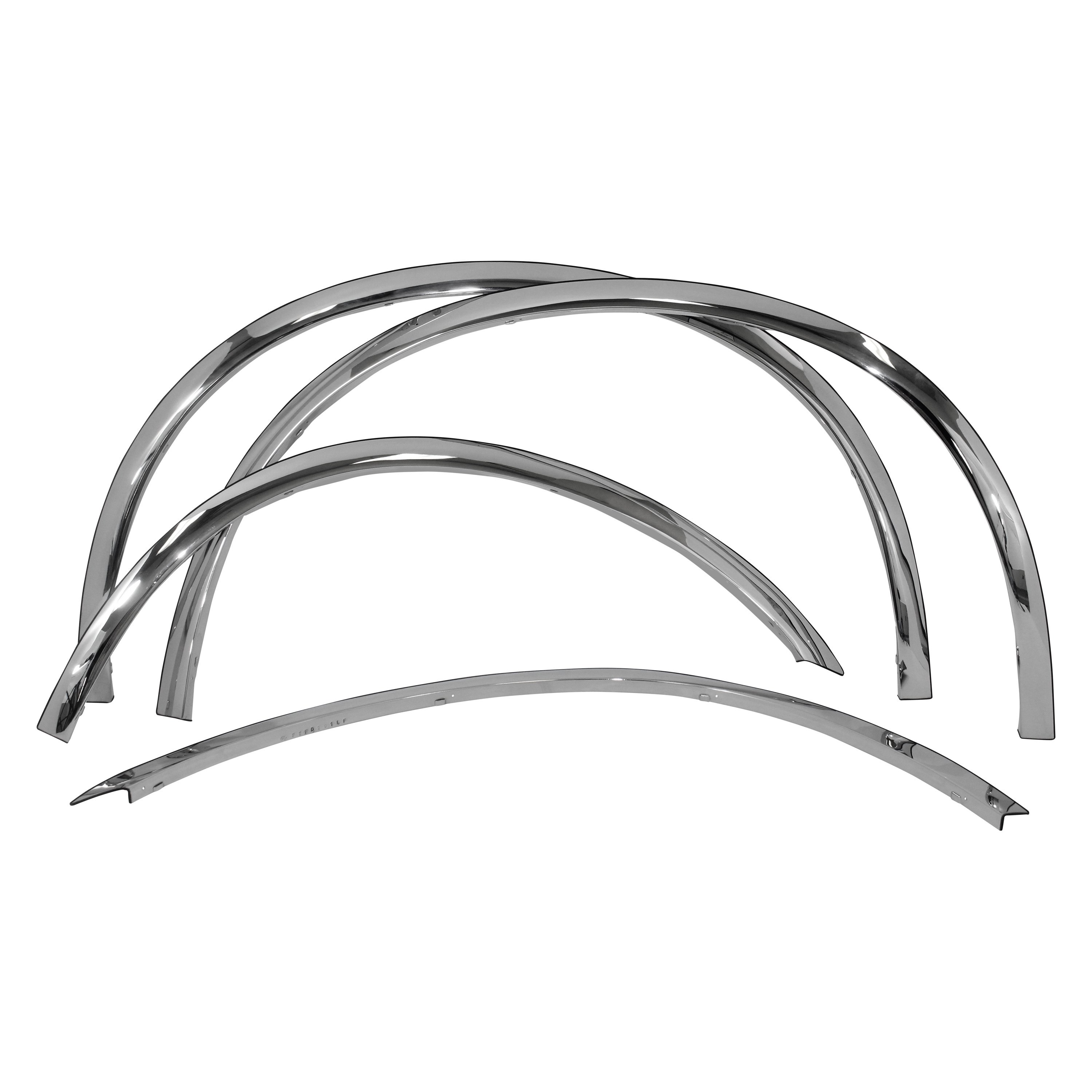 For Ford F 250 Super Duty 99 07 Carrichs Polished Front