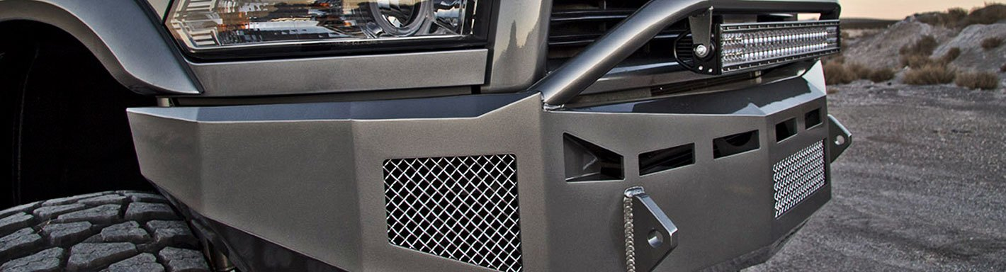 2015 Dodge Ram Brush Guard