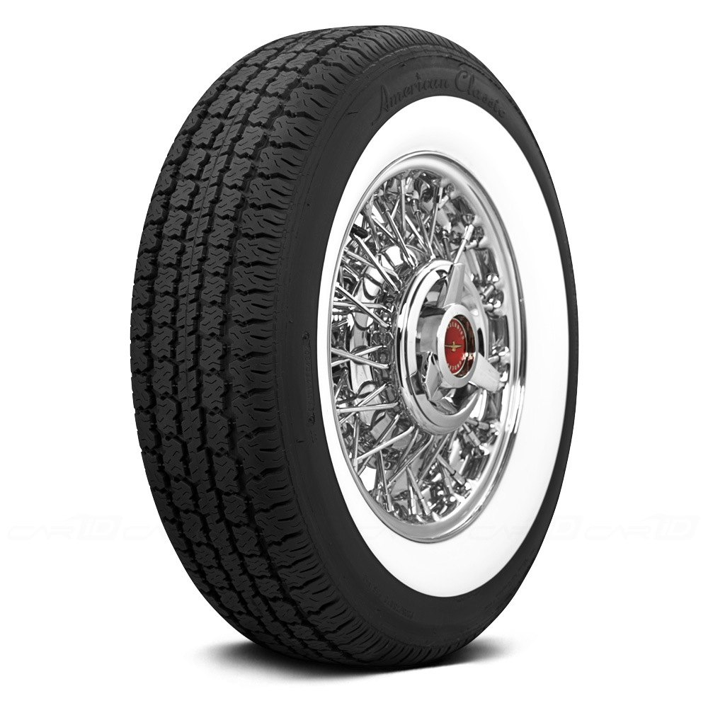 COKER AMERICAN CLASSIC 2 12 INCH WHITEWALL Tires