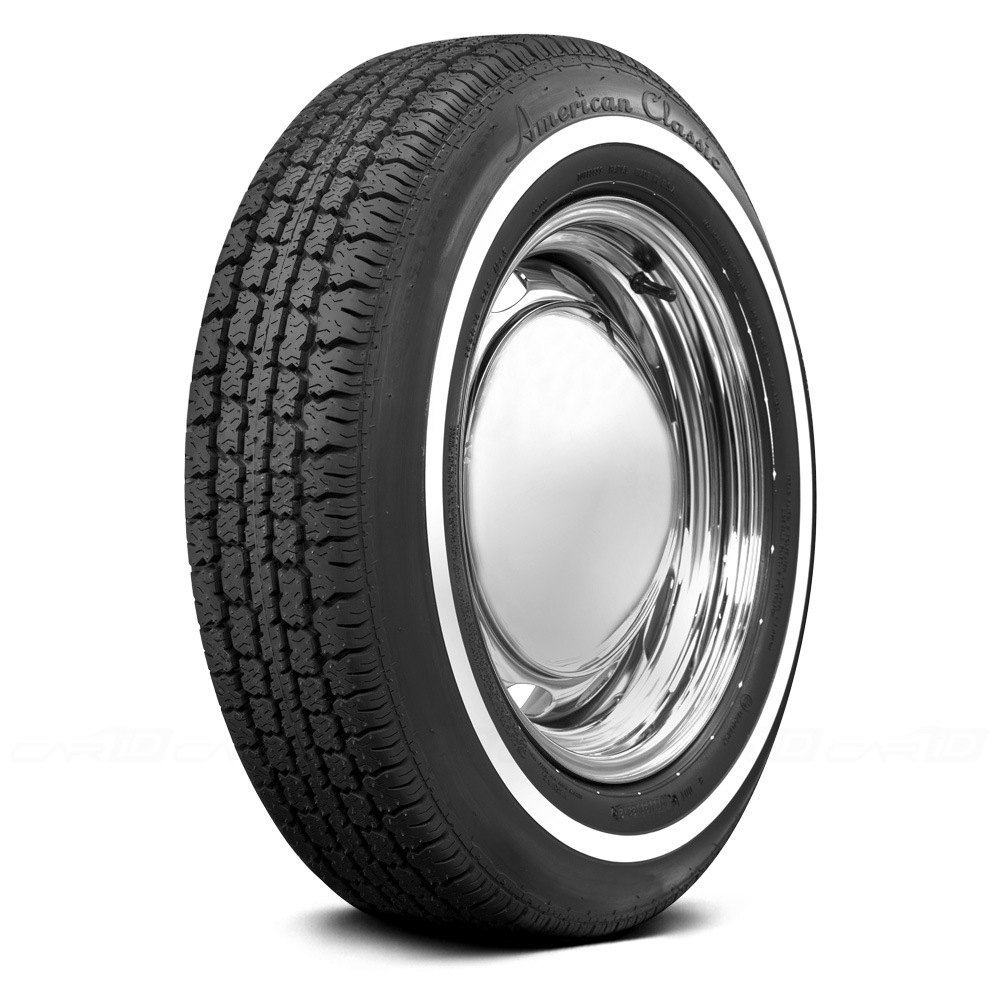COKER AMERICAN CLASSIC 34 INCH WHITEWALL Tires