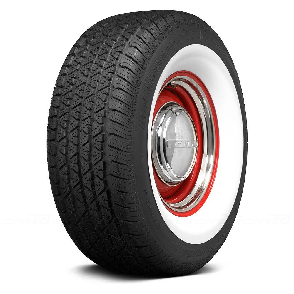 COKER BF GOODRICH 3 12 INCH WHITEWALL Tires