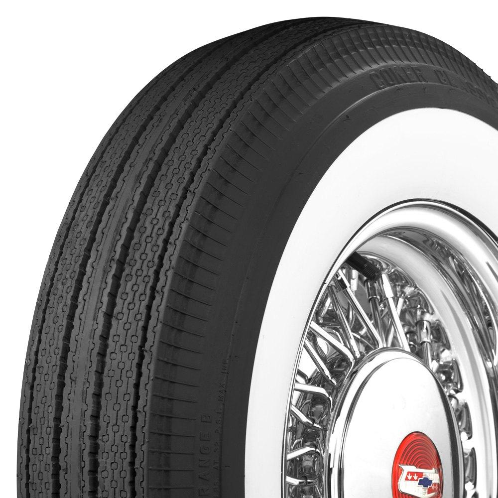 COKER Tire 55500 Classic 25 Inch Whitewall H78 14 eBay