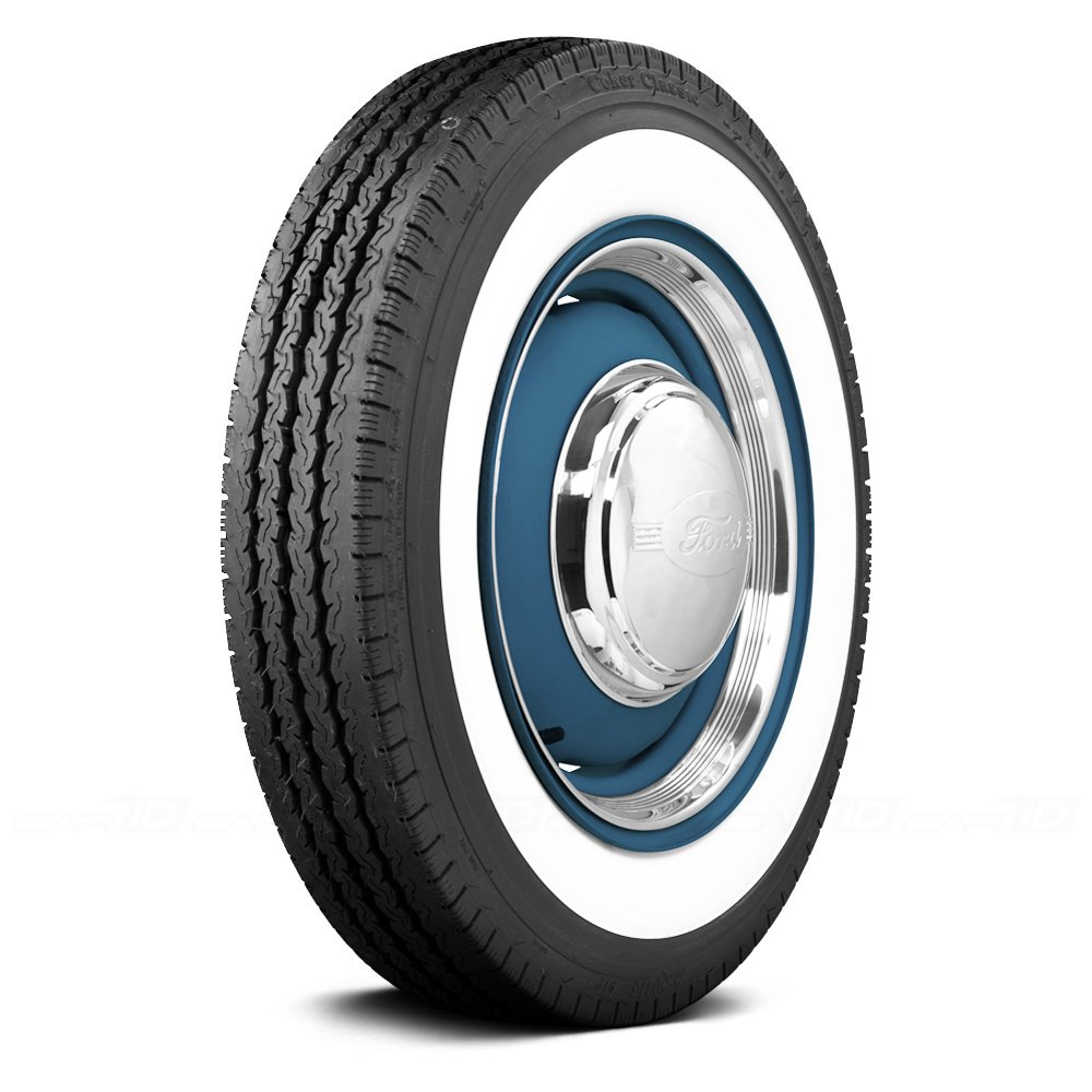 COKER CLASSIC 275 INCH WHITEWALL Tires