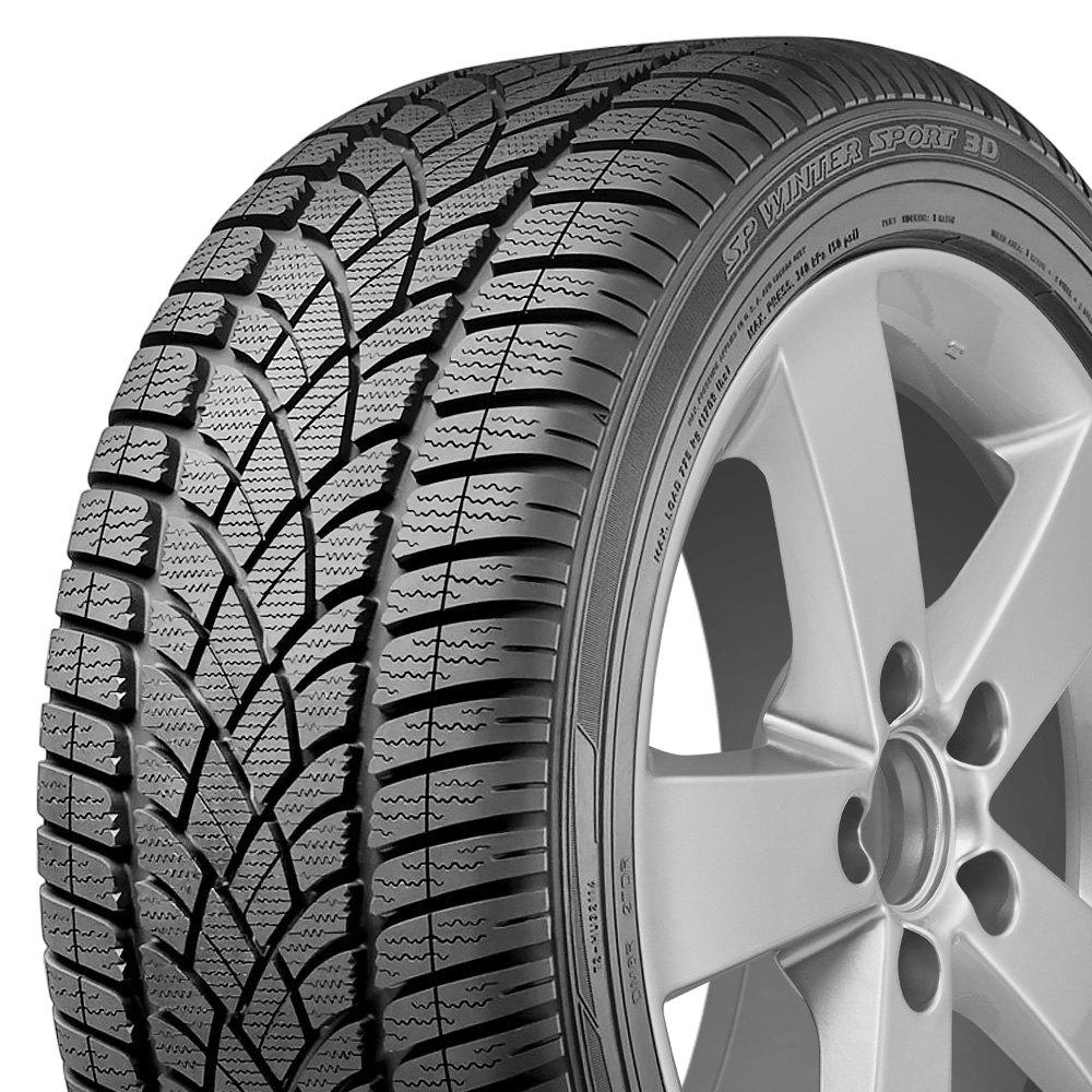 Dunlop 174 Sp Winter Sport 3d Dsst Rof Tires